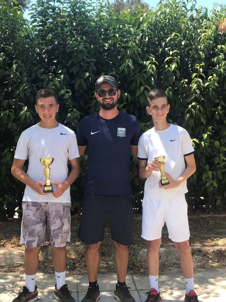 Νικητές για το 3o Ε2 πρωτάθλημα για τις κατηγορίες Κ12 & Α12